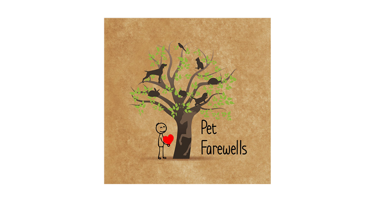 Pet Farewells logo